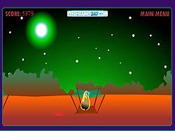 Alien Bounce game
