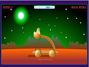 Play Alien bounce Game