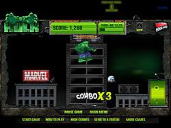 Hulk: Bad Altitude game
