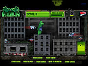 Play Hulk bad altitude Game