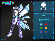 Play Space suit fashion Game