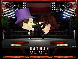 Batman Rock 'Em Sock ' Em game