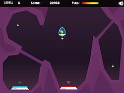 Rescue Lander game