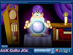 Ask Guro Joe game