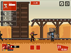 Sentry Fortress game