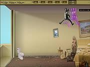 Play Rockstar hotel jump Game