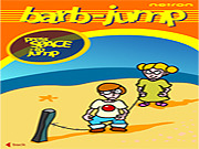 Play free game Barb-Jump