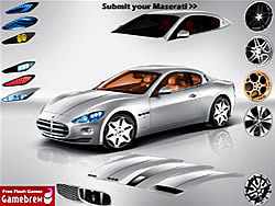 Pimp My Maserati spel