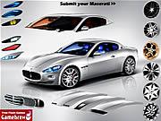 Pimp My Maserati game