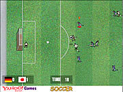 Play Japan soccer Game