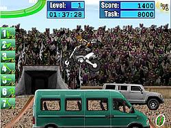मुफ्त खेल खेलें Stunt Mania 2