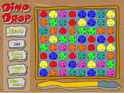 Play Dino drop Game