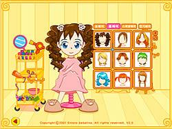 Hair Game oyunu