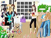 Terrace dressup Spiele