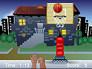 Play Basketball Game
