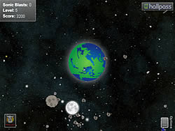 Earth Defense game