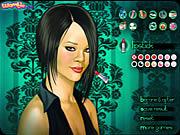 Rihanna Makeup Game game