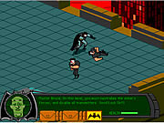 Batman in crime wave Gioco