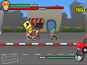Play Bully basher Game