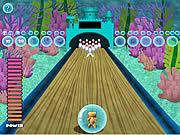 Fish Bowling game