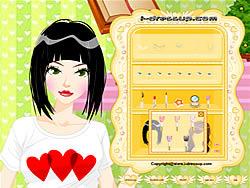 Girl Dressup Makeover 13 oyunu