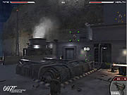 Play 007 agent attack Game