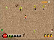 Play Zombie run Game