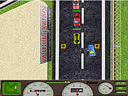Flash Racer game