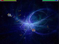 Clash of the Star Fighter game