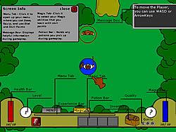 Athalina RPG game