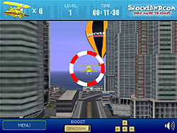 Stunt Pilot City game