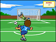 Play Soccer challenge Game