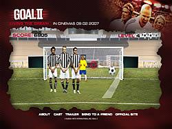 Gioca gratuitamente a Goal II: Living the Dream