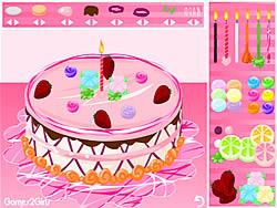 Decorate Cake oyunu