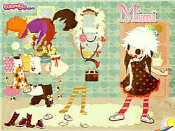 Mimi the Doll Dressup oyunu