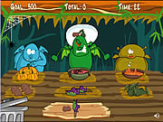 Monster Snack game