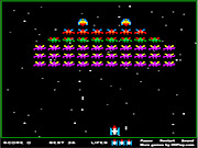 Play Galaxians Game