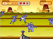 Play Death to ninja Game