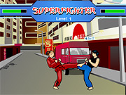 Juega al juego gratis Super Fighter