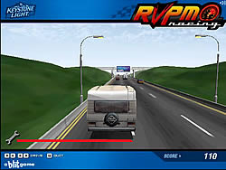 RVPM Racing game