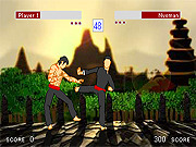 Play Pencak silat Game