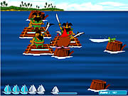 Play Columbus pirate Game