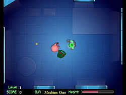 Alien Mayhem game