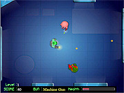 Play Alien mayhem Game