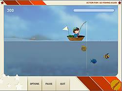 Permainan Action Fish