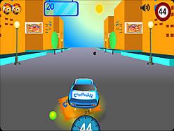 Candyman Crazy Rides game