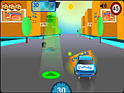 Play Candyman crazy rides Game