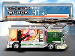 Black Spike game