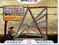 Gioca gratuitamente a Wall-E Trash Tower