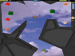 Turtle Flight game